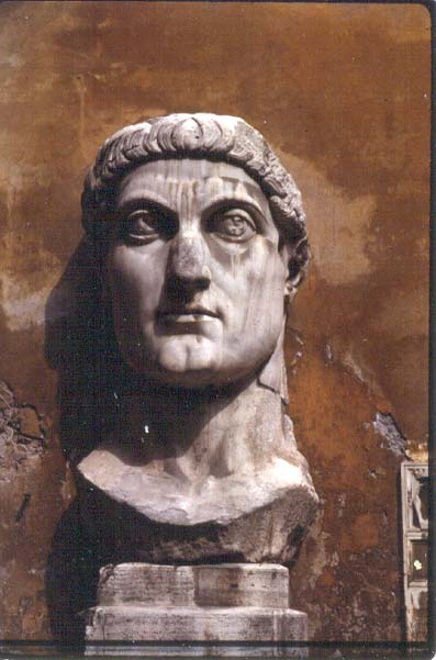 the roman empire saw many changes through constantine A sculpture of the head of roman emperor constantine  are somewhat  conflicting: he had a dream or saw a vision in the sky or perhaps both took place   the authenticity of constantine's commitment to christianity has been much  debated by modern scholars  thank god, god never changes.