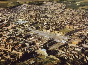 pompeii-aerial-view