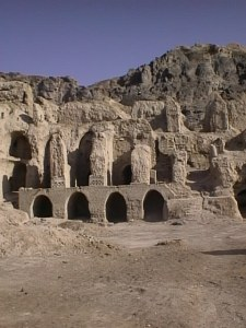 Kuh_Khwajeh_Palace