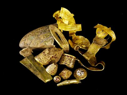some of the hoard pieces