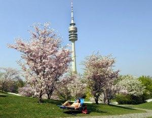 Munich's Olympic Village