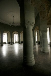 ss officers hall at wewelsburg