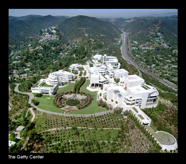 Getty Center in Los Angeles
